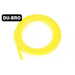 DUB800 Durite essence (pas nitro) - Tygon - 6.4 x 3mm - 91cm (3 ft) - Jaune