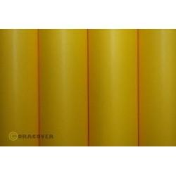OR-10-030-002 Oracover - Oratex Cub Yellow ( Length : Roll 2m , Width : 60cm )