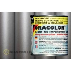 OR-110-091 Oracover - Oracolor - Silver ( Content : 100ml )