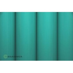 OR-21-017-002 Oracover - Turquoise ( Length : Roll 2m , Width : 60cm )