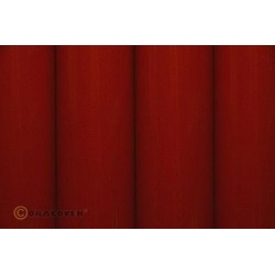 OR-21-020-002 Oracover - Red ( Length : Roll 2m , Width : 60cm )