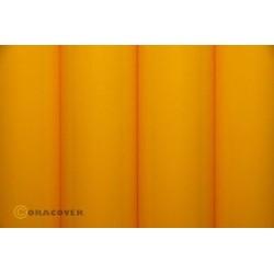 OR-21-030-002 Oracover - Cub Yellow ( Length : Roll 2m , Width : 60cm )