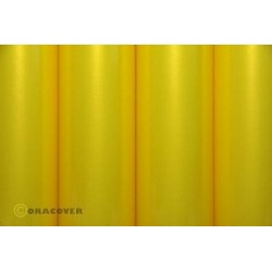 OR-21-036-002 Oracover - Pearl Yellow ( Length : Roll 2m , Width : 60cm )