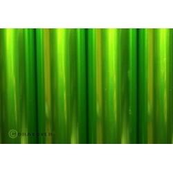 OR-21-049-002 Oracover - Transparent Light Green ( Length : Roll 2m , Width : 60cm )