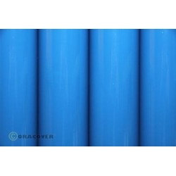 OR-21-053-002 Oracover - Light Blue ( Length : Roll 2m , Width : 60cm )