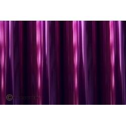 OR-21-058-002 Oracover - Transparent Violet ( Length : Roll 2m , Width : 60cm )