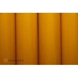 OR-23-032-002 Oracover - Orastick - Scale Gold Yellow ( Length : Roll 2m , Width : 60cm )