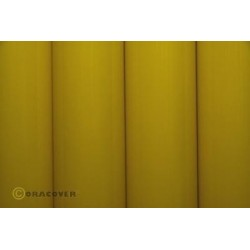 OR-23-033-002 Oracover - Orastick - Scale Yellow ( Length : Roll 2m , Width : 60cm )