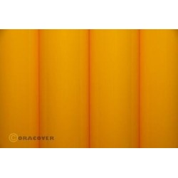 OR-25-030-002 Oracover - Orastick - Cub Yellow ( Length : Roll 2m , Width : 60cm )