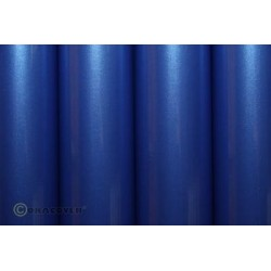 OR-25-057-002 Oracover - Orastick - Pearl Blue ( Length : Roll 2m , Width : 60cm )
