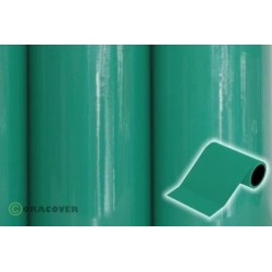 OR-27-017-002 Oracover - Oratrim - Turquoise ( Length : Roll 2m , Width : 9,5cm )