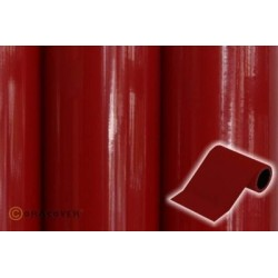 OR-27-020-002 Oracover - Oratrim - Red ( Length : Roll 2m , Width : 9,5cm )