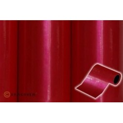 OR-27-027-002 Oracover - Oratrim - Pearl Red ( Length : Roll 2m , Width : 9,5cm )