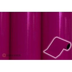 OR-27-028-005 Oracover - Oratrim - Power Pink ( Length : Roll 5m , Width : 9,5cm )