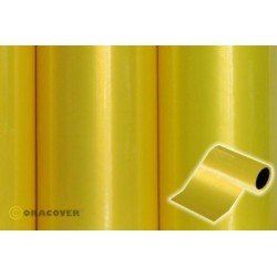 OR-27-036-002 Oracover - Oratrim - Pearl Yellow ( Length : Roll 2m , Width : 9,5cm )