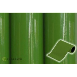 OR-27-042-002 Oracover - Oratrim - Light Green ( Length : Roll 2m , Width : 9,5cm )