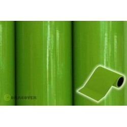 OR-27-043-005 Oracover - Oratrim - May Green ( Length : Roll 5m , Width : 9,5cm )