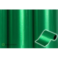 OR-27-047-002 Oracover - Oratrim - Pearl Green ( Length : Roll 2m , Width : 9,5cm )