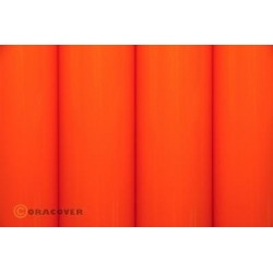 OR-31-060-002 Oracover - Oralight - Deckend Orange ( Length : Roll 2m , Width : 60cm )