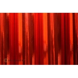 OR-31-093-002 Oracover - Oralight - Light Chrome Red ( Length : Roll 2m , Width : 60cm )