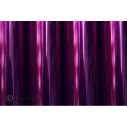 OR-321-058-002 Oracover - Air Outdoor - Transparent Violet ( Length : Roll 2m , Width : 60cm )