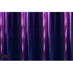OR-321-074-002 Oracover - Air Outdoor - Transparent Blue Purple ( Length : Roll 2m , Width : 60cm )