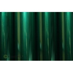 OR-321-075-002 Oracover - Air Outdoor - Transparent Green ( Length : Roll 2m , Width : 60cm )