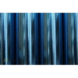 OR-321-097-002 Oracover - Air Medium - Chrome Blue ( Length : Roll 2m , Width : 60cm )