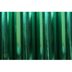 OR-321-103-002 Oracover - Air Medium - Chrome Green ( Length : Roll 2m , Width : 60cm )