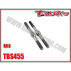 TBS455 Pas inverse de direction en Titane pour RR8 (2)