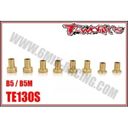 TE130S Inserts de réglages laiton pour B5 (8)
