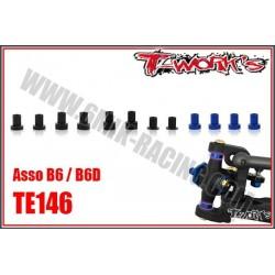 TE146 Cales de réglages de hauteur d'étrier pour B6/B6D