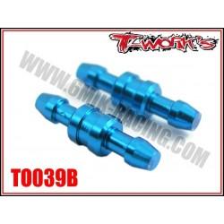 TO039B Bouchon de durite alu bleus (2)