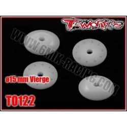 TO122 Pistons coniques usinés ø15 mm - Vierge (4)