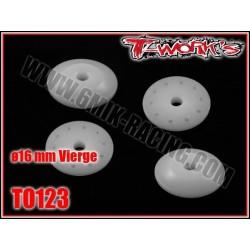 TO123 Pistons coniques usinés ø16 mm - Vierge (4)
