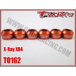 TO162 Chapeaux de CVD alu pour XB-4 orange (6)