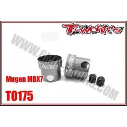 TO175 Capuchon de CVD en ergal pour mbx-7 (2)