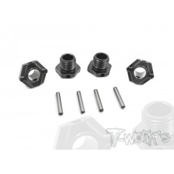 TO245M Hexagones de roues allégés pour MBX8 (4)