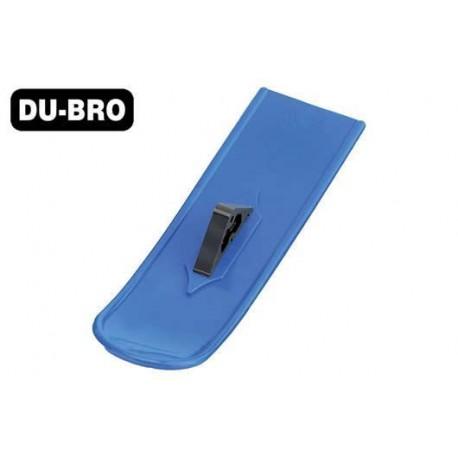 DUB826-BL Pièce d'avion - Snowbird Ski de Nez - Bleu (1 pce)