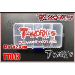 TT013 Boite de rangement PM (10 cases)