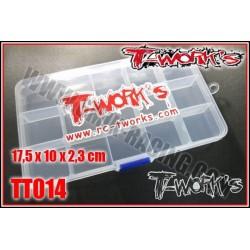 TT014 Boite de rangement GM (15 cases)