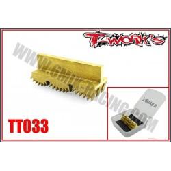 TT033 Outils Titane Nitride pour tour à pneus