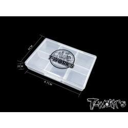 TT047 Boite de rangement TPM (6 cases)