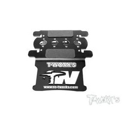 TT017 Stand alu pour 1/8 & 1/10