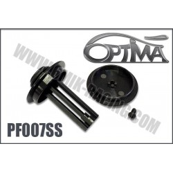 PF007SS Filtre à aire OPTIMA seul (plastique)