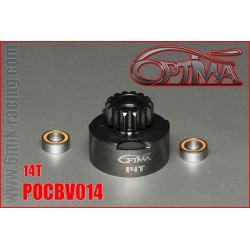 POCBVO14 cloche d'embrayage OPTIMA 13T