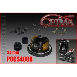 POCS400B embrayage 4 POINTS OPTIMA Ø34mm Noir