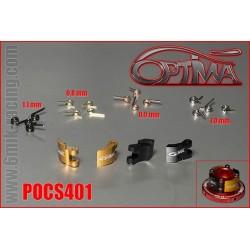 POCS401 masselottes et ressort d'embrayage OPTIMA cs400