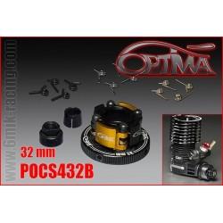 POCS432B embrayage 4 POINTS OPTIMA Ø32mm Noir