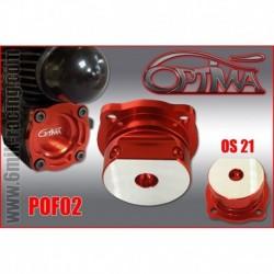POF02 Bouchon de carter OPTIMA pour OS 21 XZ / 2101 / 2102